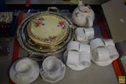 Sale 8497 - Lot 2400 - Collection of Ceramics & Plated Wares incl Aynsley & Lord Nelson etc