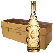Sale 8340A - Lot 735 - 1x 2002 Louis Roederer Cristal Medallion Brut, Champagne - 3000ml Jeroboam double magnum, limited edition 289/400, in presentation...