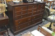 Sale 8406 - Lot 1042 - Large Chest of 5 Drawers