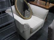 Sale 7931A - Lot 1180 - Upholstered Tub Chair