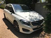 Sale 8694A - Lot 1 - 2015 Mercedes Benz B200 sedan in Arctic White  Engine Capacity 1595, Vin Number WDD2462432J350239 Plate number DZH 42E registered...
