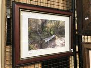 Sale 8853 - Lot 2089 - The Hikers Rest - Photographic Print on Paper - Print Size 28.5cm x 20cm Unsigned