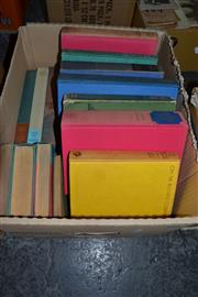Sale 8013 - Lot 1797 - Box of Vintage Books incl. Sitwell, E. The Queens & the Hive, pub. R.S., 1962; Paton, A. Cry, the Beloved Country a story of comf...