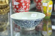 Sale 8346 - Lot 35 - Chinese Blue & White Bowl