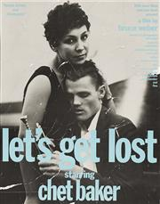 Sale 9078A - Lot 5144 - William Claxton (1927 - 2008) - Bruce Weber's 1988 Jazz Documentary: Lets Get Lost, Starring Chet Baker 55 x 44 cm (mount: 70 x 50 c..