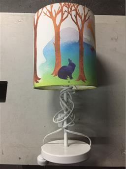 Sale 9152 - Lot 2556 - Nicky and Steve Table Lamp (h:42cm)