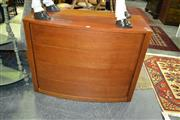 Sale 8093 - Lot 1055 - Faux Timber Tall Boy