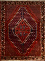 Sale 8402C - Lot 20 - Persian Saruq 206cm x 151cm