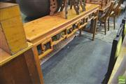 Sale 8406 - Lot 1026 - Chinese Alter Table (H 89 x W 185.5 x D 42cm)
