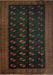Sale 8439C - Lot 69 - Persian Turkman 292cm x 195cm