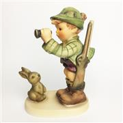 Sale 8456B - Lot 25 - Hummel Figure of a Boy Hunter