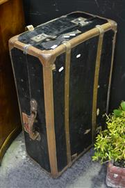 Sale 8105 - Lot 1008 - Fitted Gentleman Case w Another