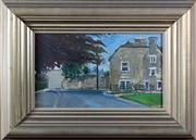 Sale 8313A - Lot 3 - John R Hunt - Main Street Overton, Hampshire 16 x 26.5