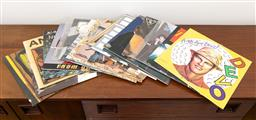 Sale 9239H - Lot 6 - A collection of vinyl records including  Frank Zappa.