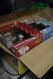 Sale 8346 - Lot 2182 - Box of Toys