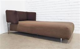Sale 9151 - Lot 1071 - Fabric Tangeri sofa by Francesco Binfare for Edra (h:77 l:200 x w:110cm)