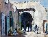 Sale 3809 - Lot 88 - LIONEL LINDSAY (1874 - 1961) - The Tunis Gate, Cairo 30 x 40 cm