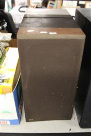 Sale 8139 - Lot 2200 - Pair of BW Speakers