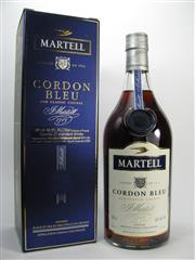Sale 8201A - Lot 529 - 1x Martell Cordon Bleu Old Classic Cognac - in box