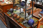 Sale 8489 - Lot 1043 - Collection of Animal Form Table Lamps
