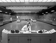 Sale 8721A - Lot 10 - Artist Unknown - Main Control Room in Power Station, 1964 20 x 25cm