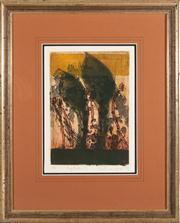 Sale 8844 - Lot 43 - M. Meagher - Cycle II 1993 17 x 24cm