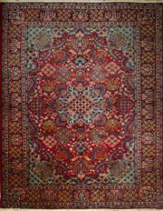 Sale 8402C - Lot 23 - Persian Mashad 415cm x 295cm