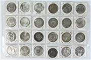 Sale 8407 - Lot 89 - Chinese Money Coins