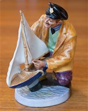 Sale 8313A - Lot 7 - Royal Doulton, Sailors Holiday, HN 2442, 1971, height 17cm