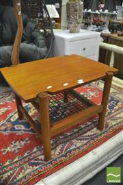 Sale 8392 - Lot 1047 - Timber Coffee Table