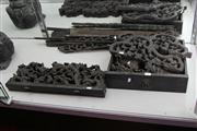 Sale 7953 - Lot 36 - Carved Chinese Rosewood Panels, etc from Furniture