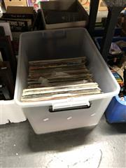 Sale 8797 - Lot 2477 - Tub LP Records