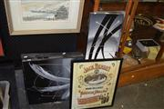 Sale 8410T - Lot 2074 - Contemporary Artworks, mounted (5)