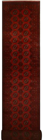 Sale 8402C - Lot 28 - Afghan Turkman 560cm x 80cm