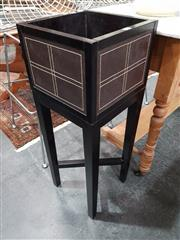 Sale 8744 - Lot 1022 - Modern Elevated Planter