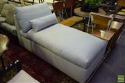 Sale 8532 - Lot 1101 - Modern Upholstered Chaise