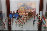 Sale 8360 - Lot 110 - Lead Painted Toy Figures of a Royal Carriage & Procession with Other Figures incl. Beefeaters