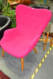 Sale 8156 - Lot 1019 - Reproduction R160 Armchair in Pink