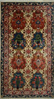Sale 8406C - Lot 84 - Persian Abada 207cm x 120cm