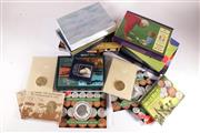 Sale 9035M - Lot 835 - Collection of Royal Australian Mint proof coins set of the 90s