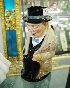 Sale 7346 - Lot 55 - A ROYAL DOULTON TOBY JUG - WINSTON CHURCHILL