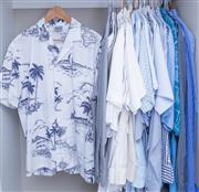 Sale 8593A - Lot 118 - A quantity of men short and long sleeve shirts including vintage and Royal Creation Hawaii, mainly Large