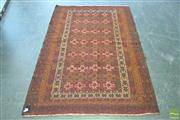 Sale 8341 - Lot 1032 - Persian Sumac (180 x 120cm)