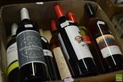 Sale 8530 - Lot 2295 - 7 Select Wines