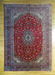 Sale 8700C - Lot 2 - Persian Kashan 410cm x 290cm