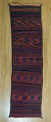 Sale 8693C - Lot 96 - Persian Kilim 272cm x 78cm