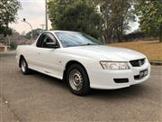 Sale 8870V - Lot 4 - 2006 Holden Commodore VZ Ute