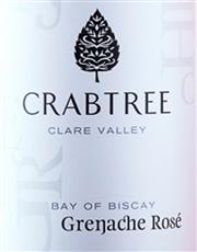Sale 8494W - Lot 73 - 12 x 2017 Crabtree Grenache Bay of Biscay Rose, Clare Valley