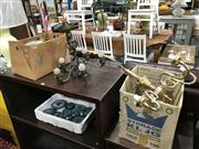 Sale 8809 - Lot 1086 - Collection of Light Fittings and Shades
