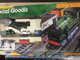 Sale 9152 - Lot 2603 - Hornby Train Set & Another